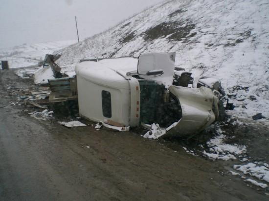Сим, горные перевалы по дороге в Челябинск