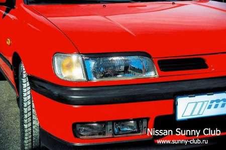 Nissan Sunny B12, N13 Diesel. Технические характеристики.