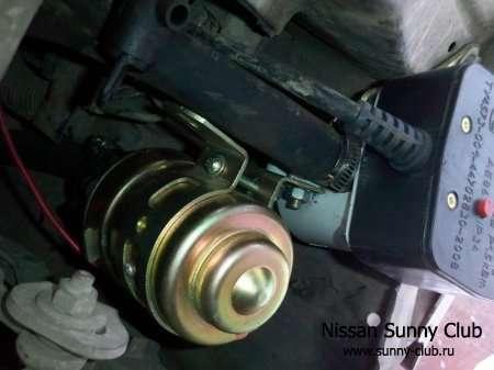 Фотоотчет установки системы подогрева ТОСОЛа