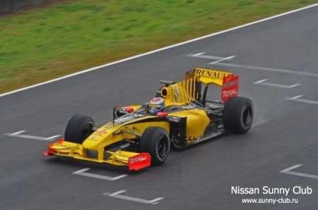 Россия проспонсирует команду Renault в F1