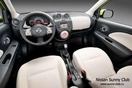 Женева 2010: Новая Nissan Micra