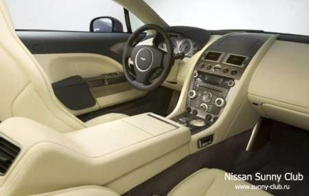 Aston Martin Rapide пришел в Россию