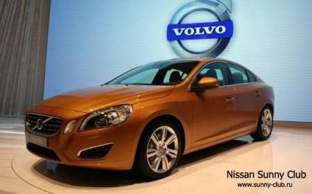 Женева 2010:Volvo S60