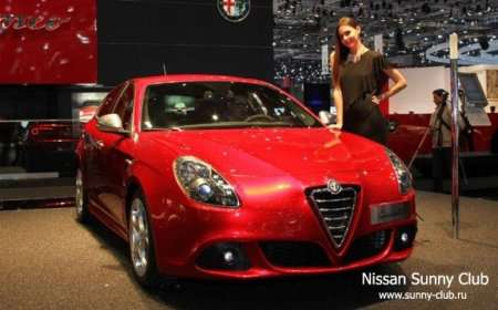 Женева 2010:Alfa Romeo Giulietta