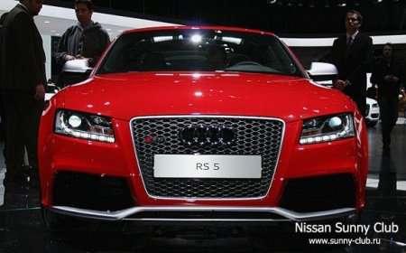 Женева 2010: Audi RS5