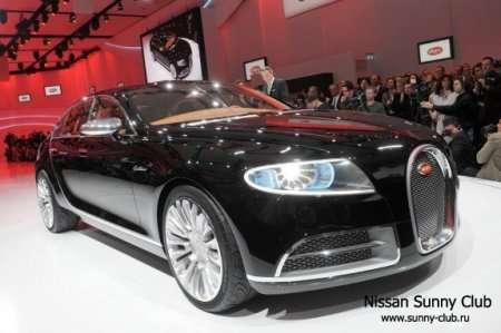 Женева 2010: Bugatti 16C Galibier