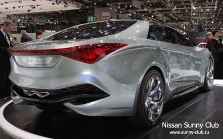 Женева 2010: Hyundai i-flow