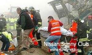 Самые страшные аварии 2010 года