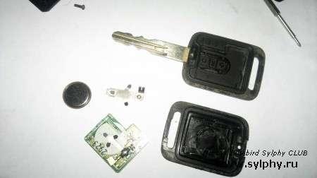 Модернизация ключа или делаем выкидной ключ